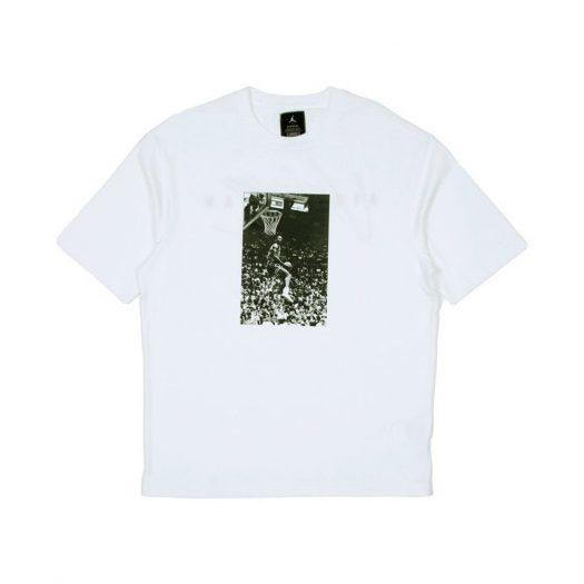 Jordan x Union Reverse Dunk T-Shirt White