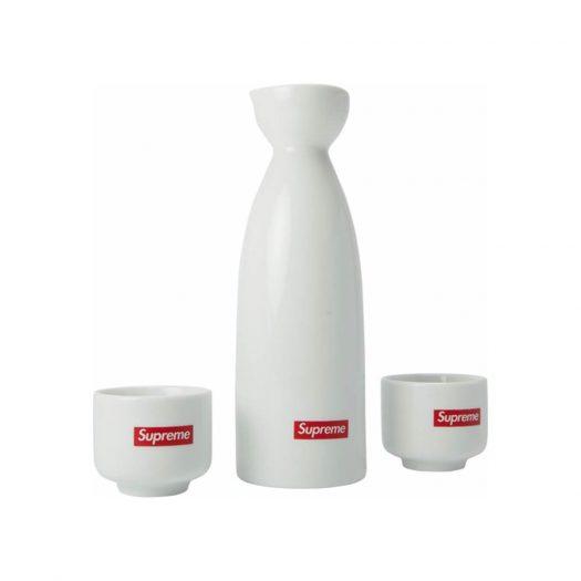 Supreme Sake Set White
