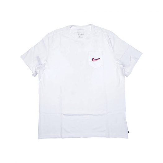 Nike x Parra Pocket Tee White