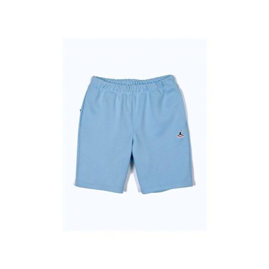 Jordan x Union Leisure Shorts Psychic Blue