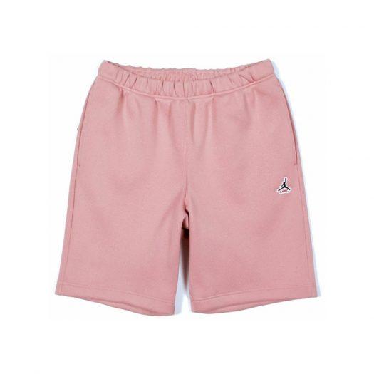 Jordan x Union Leisure Shorts Rust Pink