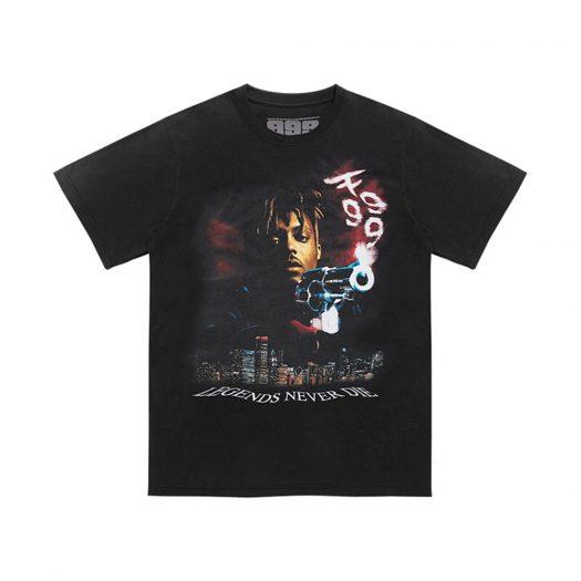 Juice Wrld x Faze Clan Guardian T-Shirt Black