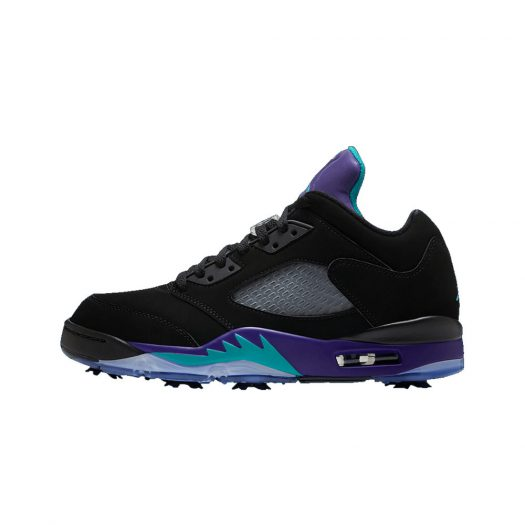 Jordan 5 Retro Low Golf Black Grape
