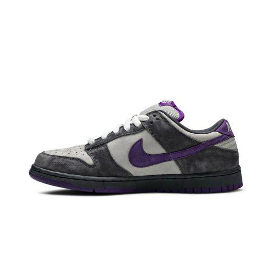 Nike Dunk SB Low Purple Pigeon