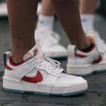 Nike Dunk Low Disrupt Gym Red (W)