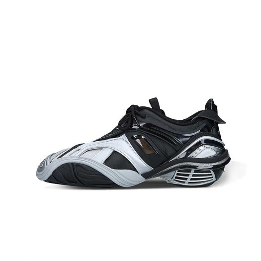 Balenciaga Tyrex Square-toe Panelled Trainers