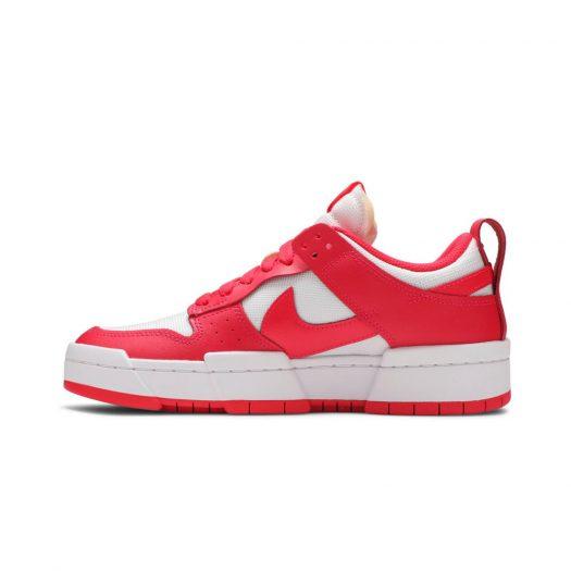 Nike Dunk Low Disrupt Siren Red (W)