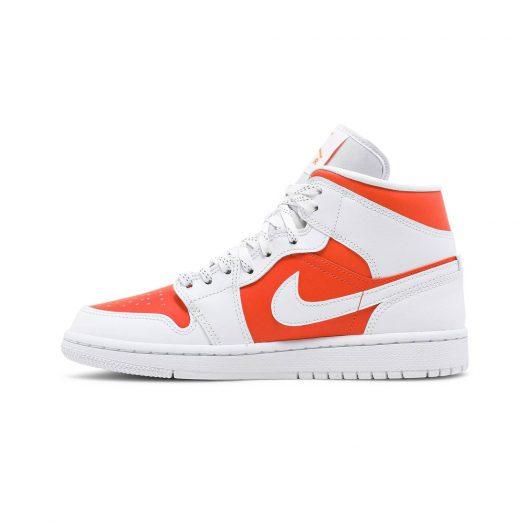 Jordan 1 Mid SE Bright Citrus (W)