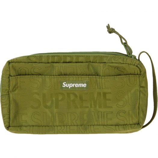 Supreme Organizer Pouch (SS19) Olive