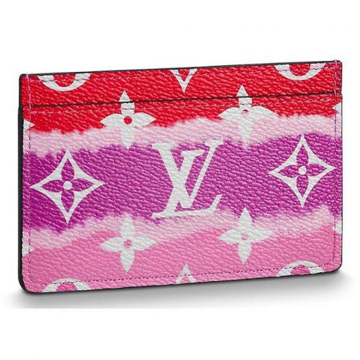 Louis Vuitton Card Holder LV Escale Rouge