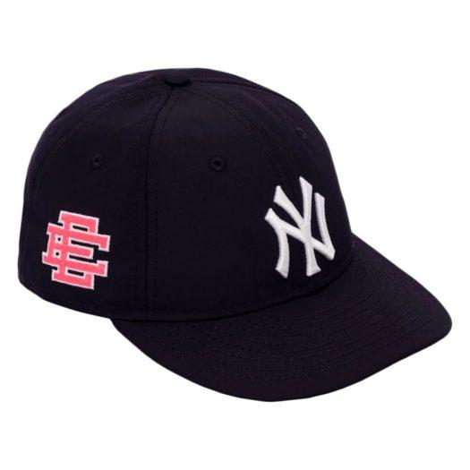 Eric Emanuel EE Retro Crown Yankees Hat Navy