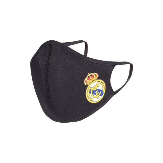 Limited Edition adidas Face Cover 3-Pack Real Madrid - Small (KIDS Size)