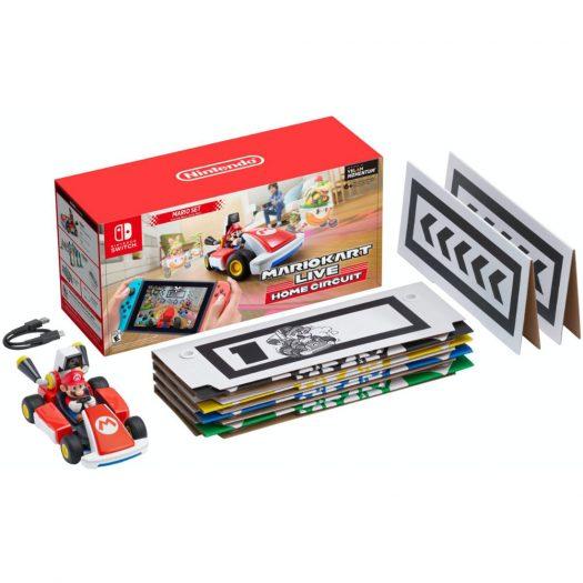 Nintendo Mario Kart Live Home Circuit HACRRMAAA Mario Set