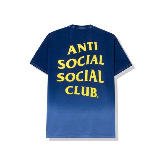 Anti Social Social Club Gone Tee Blue