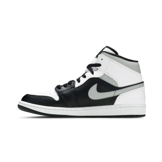 Jordan 1 Mid White Shadow