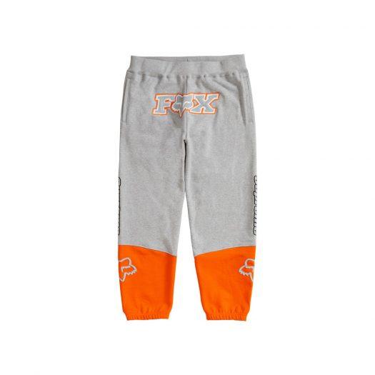 Supreme Fox Racing Sweatpant Grey