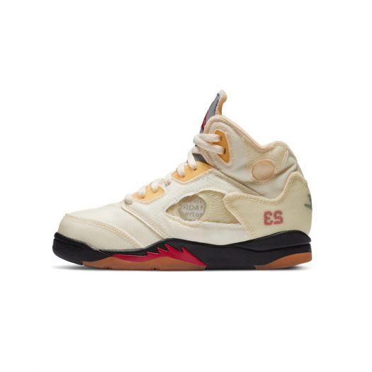 Jordan 5 Retro OFF-WHITE Sail (PS)