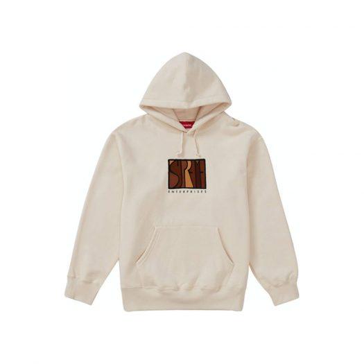 Supreme Enterprises Hooded Sweatshirt Natural
