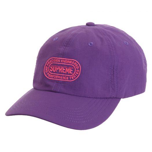 Supreme Precision 6-Panel Purple