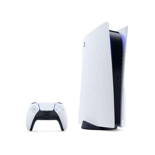 Sony PS5 PlayStation 5 (UK Plug) Blu-Ray Edition Console 9395003 White
