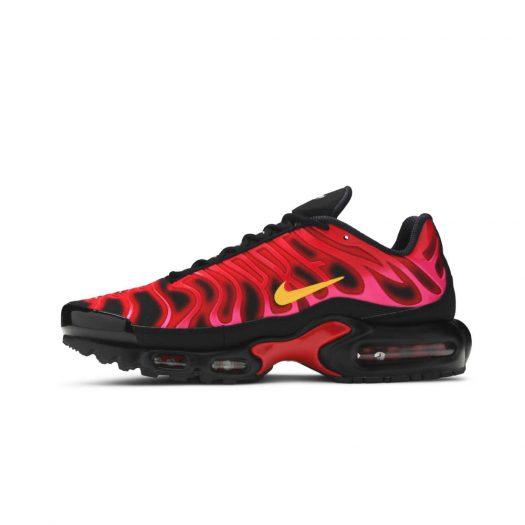 Nike Air Max Plus Supreme Black