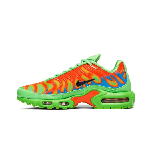Nike Air Max Plus Supreme Green