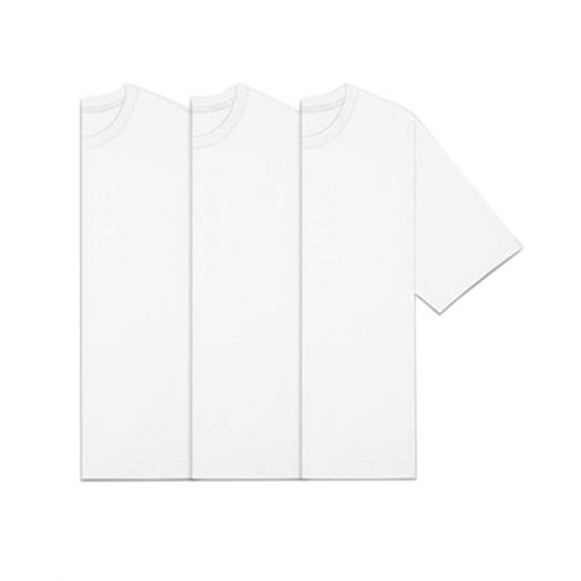 Fear Of God Essentials 3-pack T-shirts White