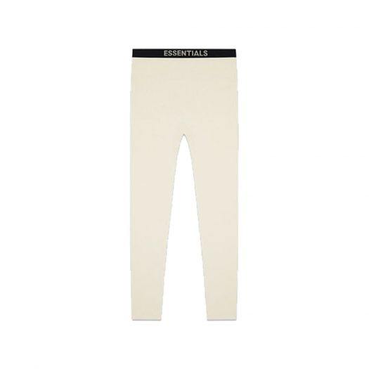 Fear Of God Essentials Thermal Pants Cream