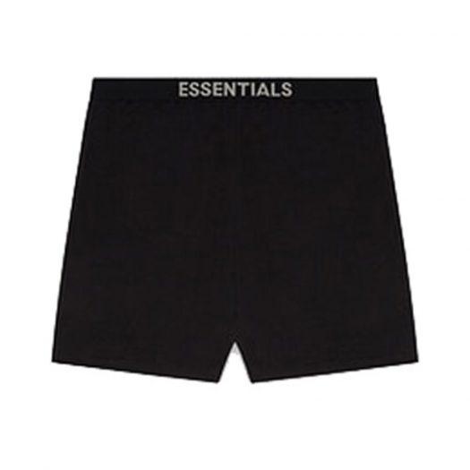 Fear Of God Essentials Lounge Shorts Dark Slate/stretch Limo/black