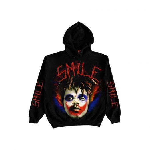 Juice Wrld x XO x Vlone Joker Hoodie Black