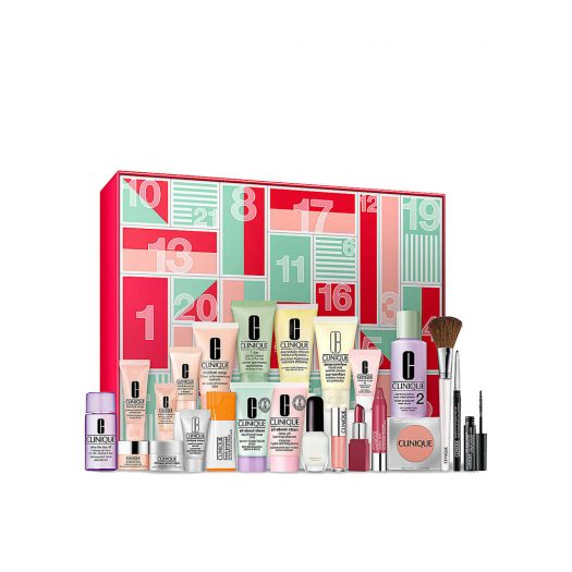 Clinique 24 Days Of Clinique Beauty Advent Calendar 2020