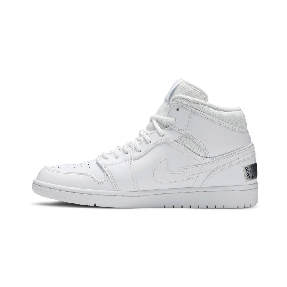 Jordan 1 Mid SE Nike Swoosh On Tour (2020)