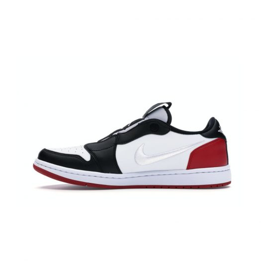 Jordan 1 Retro Low Slip Black Toe (W)