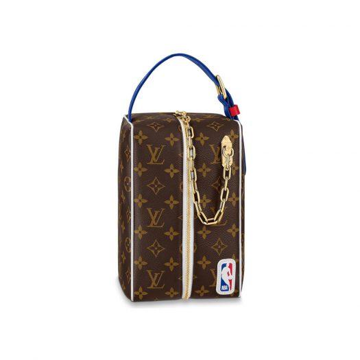 Louis Vuitton x NBA Cloakroom Dopp Kit Monogram