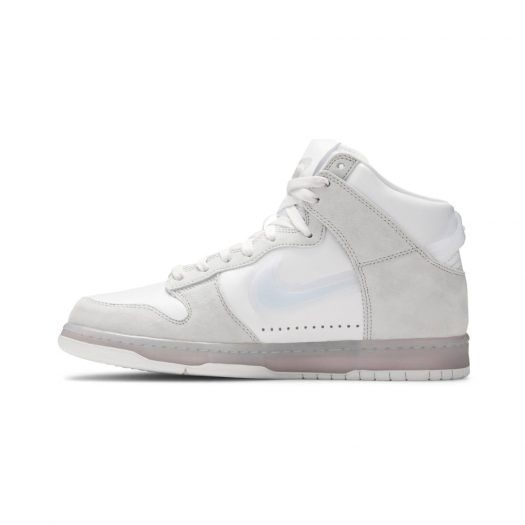 Nike Dunk High Slam Jam White Pure Platinum
