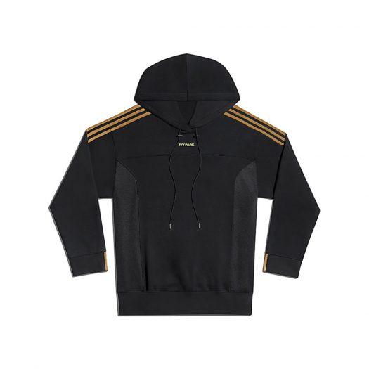 adidas Ivy Park Long Sleeve Hoodie (Gender Neutral) Black