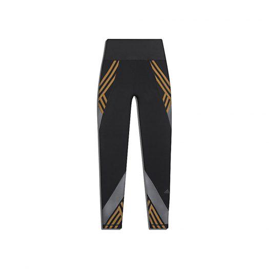 adidas Ivy Park 3-Stripes Tights Black