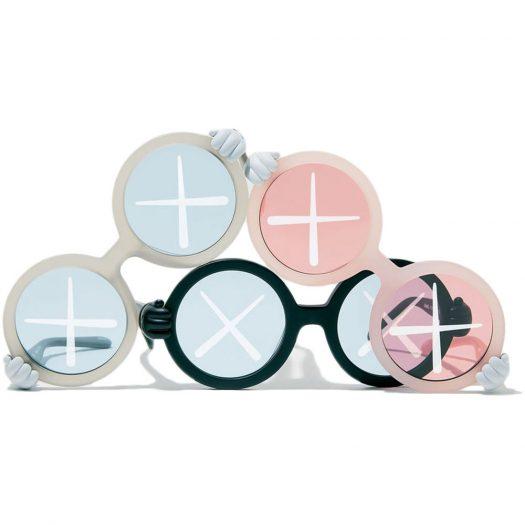KAWS x SD Sunglasses Complete Set