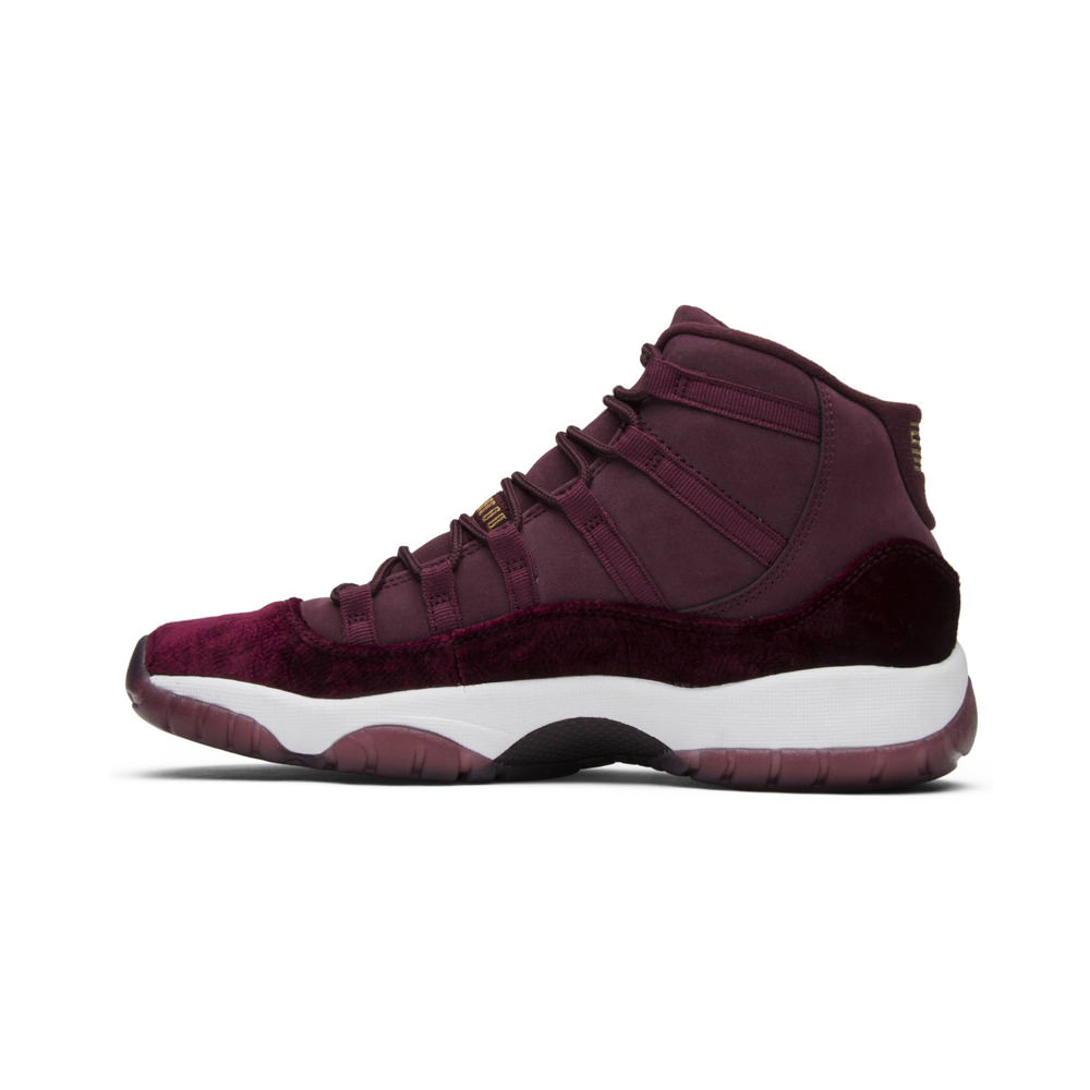 Jordan 11 Retro Heiress Night Maroon (GS)