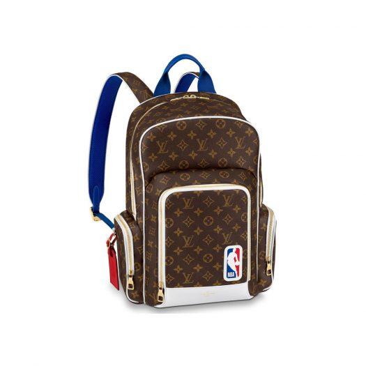 Louis Vuitton x NBA New Backpack Monogram