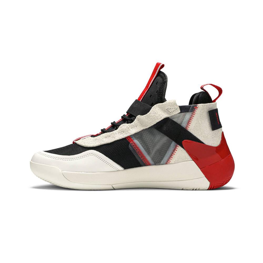 Jordan Defy White Black Red