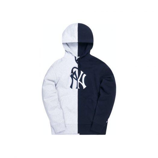 Kith For Major League Baseball New York Yankees Split Hoodie Multi