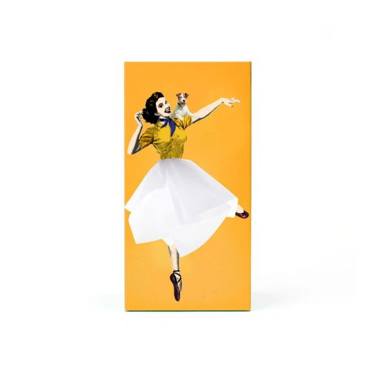 Tissue Up Girl Yellow