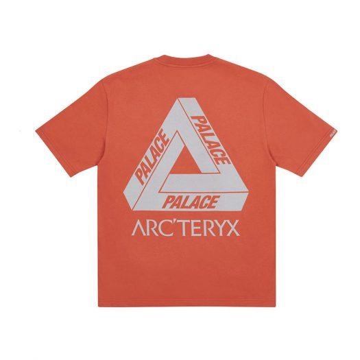 Palace Arc'Teryx T-Shirt Ochre