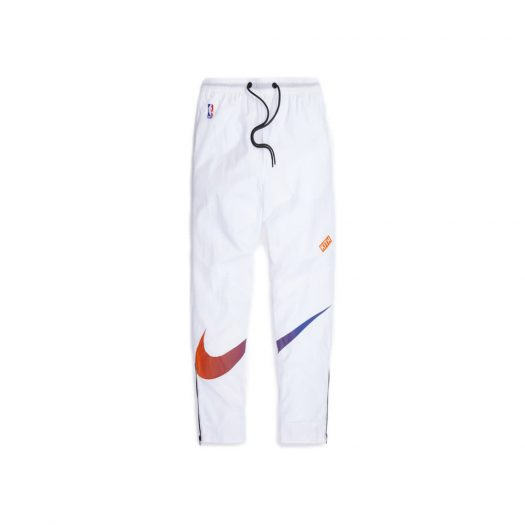 Kith & Nike for New York Knicks Trackpant White