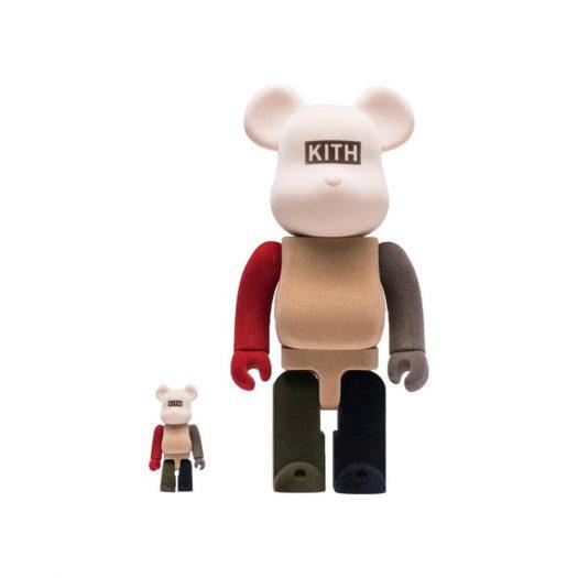Kith x BEARBRICK 100% & 400% 100% & 400% Set Multi
