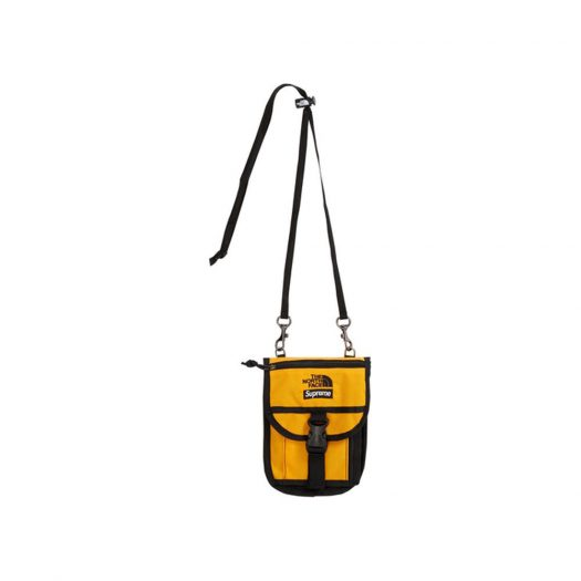 Supreme The North Face RTG Utility Pouch Gold