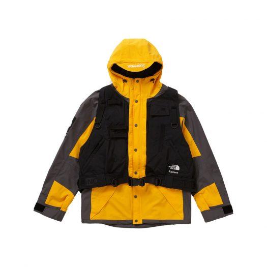 Supreme The North Face RTG Jacket + Vest Gold