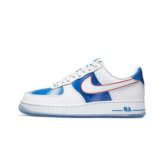 Nike Air Force 1 Low Pacific Blue