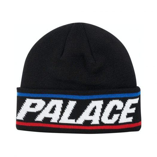 Palace S-Line Beanie Black